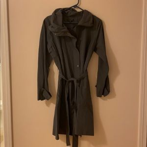 Stunning! Eileen Fisher Trench Coat